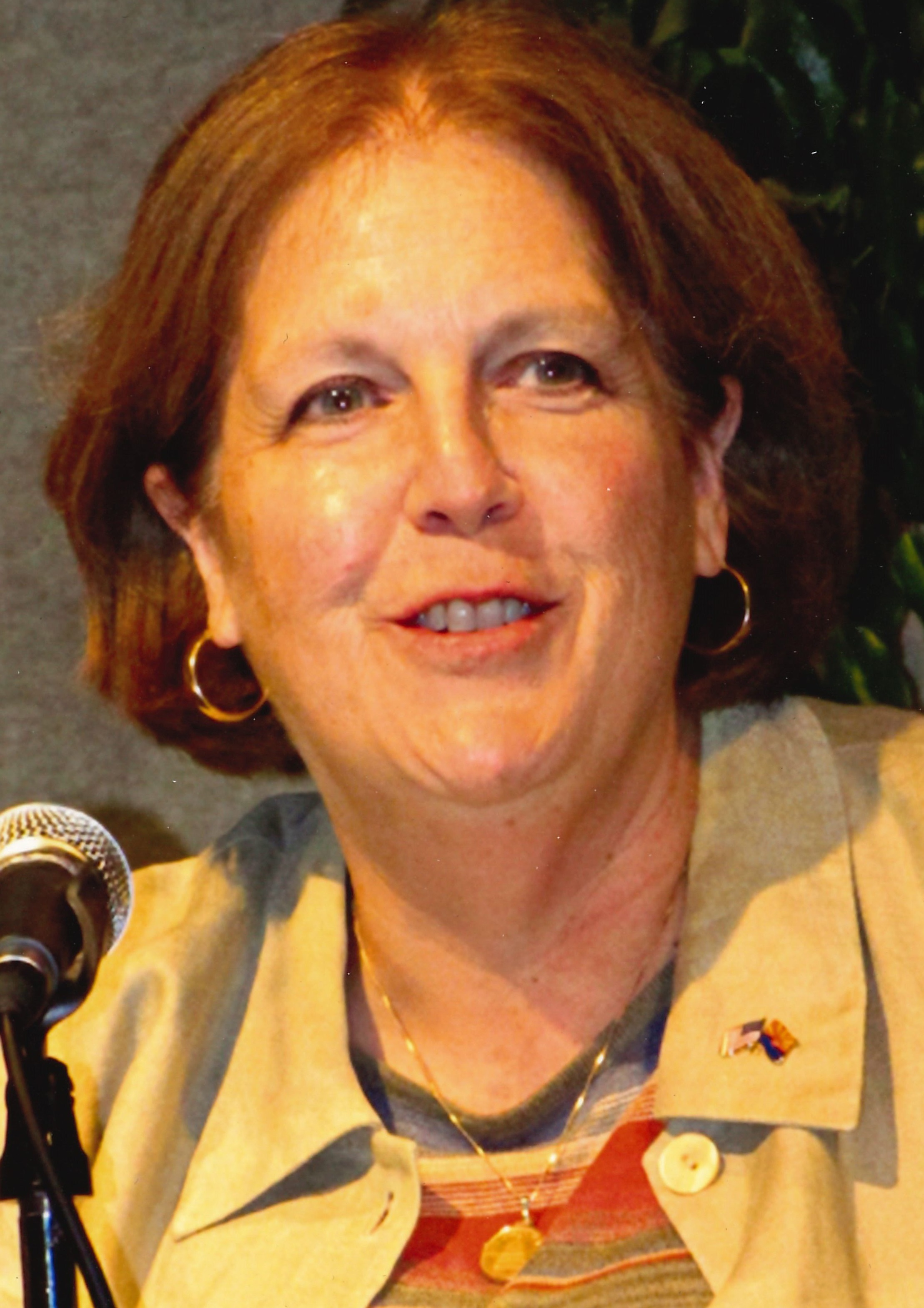Head photo of Lisa A. Atkins